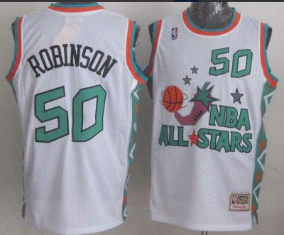 On Sale All Star David Robinson #50 Jersey West DED198