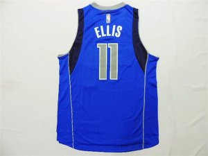 Temperament Merchandise Dallas Mavericks #11 Monta Ellis Swingman Road Royal Blue OLM1307