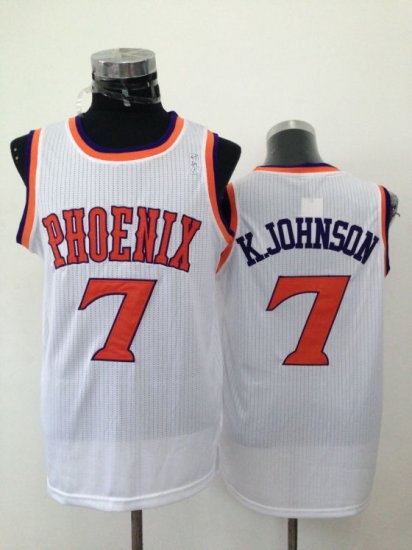 the latest 95775 1a45e Exquisite Appearance 2014 Jersey Phoenix Suns Kevin Johnson ...