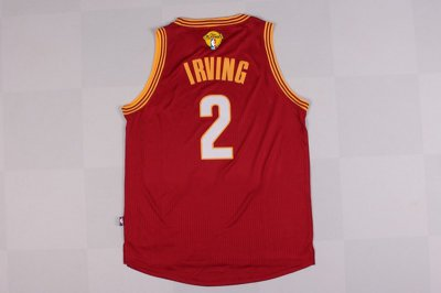 Hot Online 2016 Cavaliers Finals Apparel #2 Irving red UHQ232
