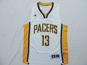 Online Gear Indiana Pacers 13 Paul George White YWU2008