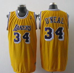 Order Los Merchandise Angeles Lakers #34 WWW2501