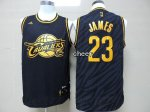 Releases Cleveland Cavaliers #23 Apparel James blue DXC1142