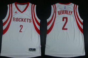 Silk fabric Revolution 30 Rockets Merchandise #2 Patrick Beverley White Road Stitched DQI1920