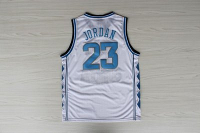 for wholesale Michael jordan North Carolina white Gear 23 BUL813