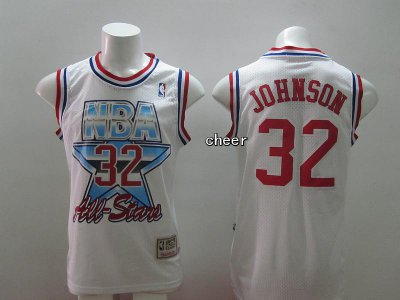 Cheap 2018 all star Merchandise game johnson 34 TLM176