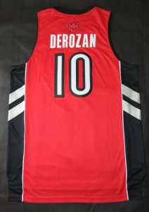 Cheap New Style DeMar DeRozan material red color NBA RJY3907