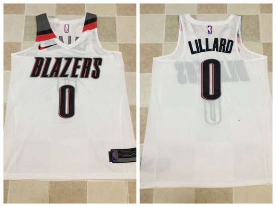 best sneakers be67c 717ca Comfortable And Dry Apparel DaMian Lillard Portland Trail ...