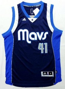 Discount Buy Dirk Nowitzki 2015 navy blue Jerseys color TVZ1286