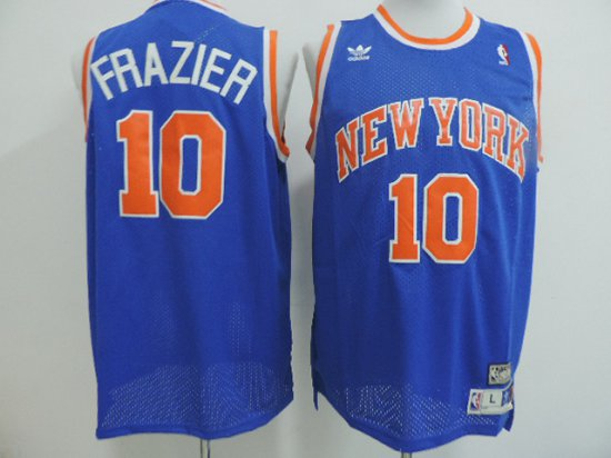 cheaper 26b11 3e1dc Fashionable Walt Frazier Basketball York Knicks Throwback ...