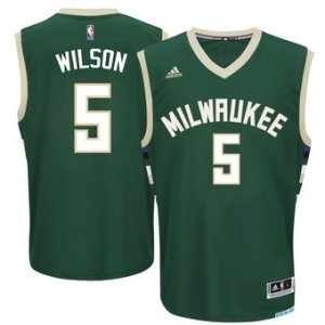 Hot Online D.J. Wilson Milwaukee Bucks 2017 Draft NBA #1 Pick Replica Green YOW2798