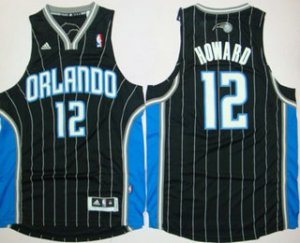 Many offers Orlando Magic #12 Dwight Gear Howard Revolution 30 Swingman Black LFP3176