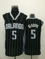 Online Sale 2018 Orlando Magic Victor 5 Oladipo Black Clothing INR3158