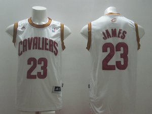 Shopping Lebron James Cleveland Cavaliers white 23 Jerseys HKX1189