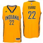 The good business Indiana Pacers #22 Jeremy Gear Evans 2016 Alternate Gold Swingman EVF1995