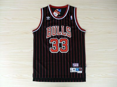 transaction Chicago Bulls Scottie Pippen #33 Gear EWL863