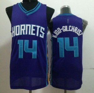 Activities in sales Revolution 30 Hornets #14 Michael Gear Kidd Gilchrist Light Blue Stitched GIC645