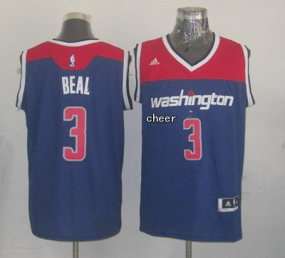 Buy 2018 Washington Wizards Basketball #3 beal blue BLL4200