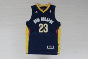 Discount Buy Orleans Jerseys Hornets #23 Blue GRH2925