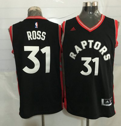Originals #31 Ross Gear Toronto Raptors black ZKF3931