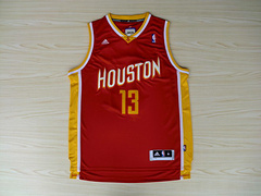65% Off Apparel Houston Rockets #13 James Harden FHG1945