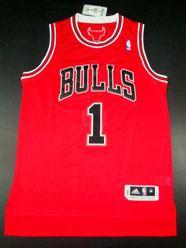Online 2018 Basketball Chicago Bulls #1 Red LYF854