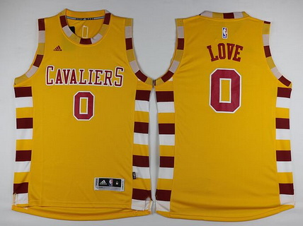 new products 1c151 ac81a Online Sales Cleveland Cavaliers #0 Kevin Love Revolution 30 ...