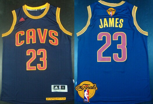 buy popular a7ba4 31284 Transaction Cleveland Cavaliers #23 LeBron James 2016 ...